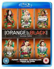 Orange is the New Black Season 3 (Blu-ray) Taylor Schilling, Laura Prepon