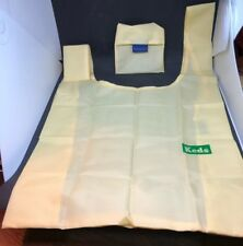Baggu Reusable Shopping Bag Tote Eco Yellow Keds