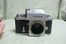 NIKON F PHOTOMIC 35mm FILM SLR Camera Body only