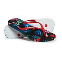 Superdry Women's Super Sleek Flip Flops PN: GF3249PQ
