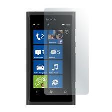 4 x Displayschutzfolie matt  für  Nokia Lumia 800 Folie