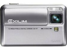 Casio EX-V7 7.2MP Digital Camera - Silver