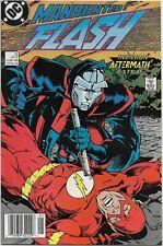 Flash (Vol 2) #22 - VF/NM - Invasion Aftermath