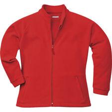 Abrigos y chaquetas de mujer de color principal rojo talla L