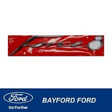 Ford BF Force 8 Badge Decal Emblem Suits Models 09/2006 FPV V8 5.4 32v