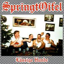 SPRINGTOIFEL Lässige Hunde CD (Empty Records 2006) Neu!