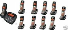 Uniden 2 Line Cordless Phone System with 10 Handsets!