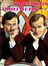 The Smothers Brothers Vol. 4 1968 with Pull-Out Map Vintage Booklet