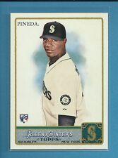 Michael Pineda RC 2011 Topps Allen & Ginter Rookie Card # 92 Yankees Baseball