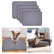 Anti Slip Dog Training Pads Washable Leak-proof Pet Pee Pad Reusable Puppy Mat