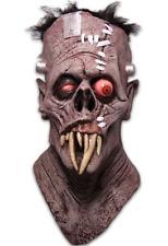 HalloweenToxictoons Gruesome Frankenstein Monster Latex Deluxe Mask Costume NEW