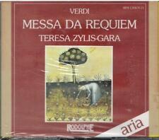 Verdi: Messa Da Requiem / Kaziemierz Kord, Teresa Zylis Gara, Wieslaw Ochman CD