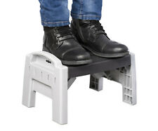 UPP Portable Folding Step Stool - Wearable & Foldable