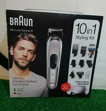 Braun 10-in-1 All-in-one Trimmer 7 MGK7220