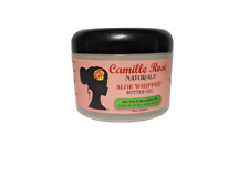 Camille Rose Aloe Whipped Butter Gel w Macadamia Oil 8 oz