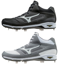 Mizuno Men's Dominant Mid IQ Metal Baseball Cleats 320542