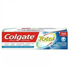 12x Colgate Advanced Visible Proof Toothpaste, 75 ml