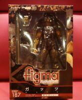 figma 187 Guts: Band of the Hawk ver. Berserk Max Factory FROM JAPAN