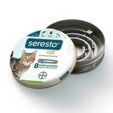 Bayer Seresto Flea and Tick Collar for Cats - 8 Month Protection