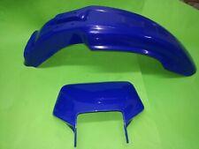 Yamaha Belgarda TT600R TT600RE TT Lampenmaske Maske blau Frontfender blau