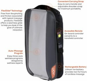 Portable Back Massager by Human Touch