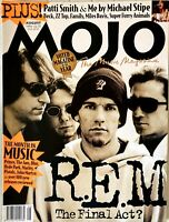 Mojo Magazine Aug 1996 - R.E.M - in stock from UK