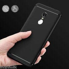 Premium Soft Silicone Back Cover Case for Xiaomi Redmi Note 4(5.5 inch)