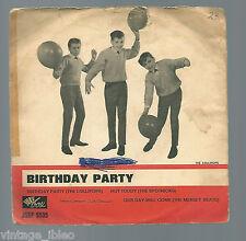 THE LOLLIPOPS / THE SPOTNICKS / FATS DOMINO / THE MERSEYBEATS - EP 1966 JUKE BOX