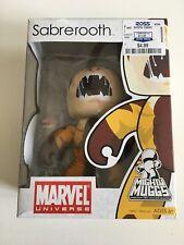 Hasbro Marvel X-Men Sabretooth Mighty Muggs NIB