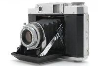 EXC+++ Mamiya Six 6 Model V Olympus Zuiko F.C. 7.5cm 75mm f/3.5 from Japan