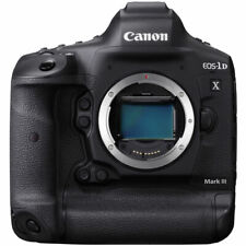 Canon EOS 1DX Mark III w/Extra OEM Battery, CFexpress 64GB Card & Reader *NEW*