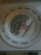 Avon Fifth Anniversary Plate The Great Oak Collectors Plate
