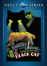 The Black Cat DVD (1934) - Boris Karloff, Bela Lugosi, Edgar G. Ulmer