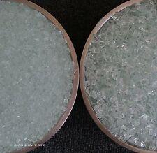 50LBS CLEAR FIREGLASS Fireplace Gas Logs FirePit Glass