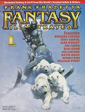 Frank Frazetta Fantasy Illustrated #1 Special Edition Cover Nm- Free Usa Ship