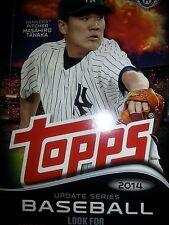2014 Topps Series 1, 2, Update U-Pick 10 Base & Inserts