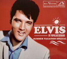 RARE CD IMPORT ELVIS PRESLEY- SUMMER VACATION SPECIAL-BY POPULAR DEMAND-DIGIPACK