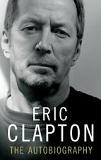 Eric Clapton: The Autobiography by Clapton, Eric Book The Fast Free Shipping