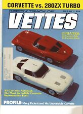 """""""Keeping Track of Vettes"""" magazine / June 1981"""
