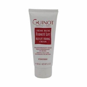 Guinot Creme Riche Fermete Lift Rich Lift Firming Cream 100ml Salon Size EU Sell