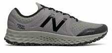 New Balance Male Men's Kaymin Trail Mens Running Shoes Grey With Black