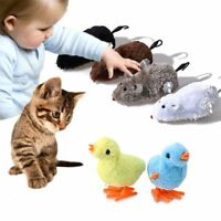 Gift Jump Rabbit Baby Cartoon Wind Up Toys Running Animal Clockwork Pet Playing
