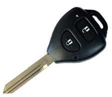 Toyota YARIS 2 Button Remote Key Fob 433 MHz  2011-2013 / 89071-0F060