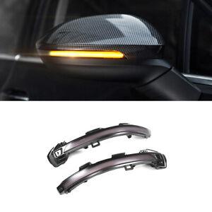 LED Side Mirror Indicator Dynamic Turn Signals Light for VW Golf 8 MK8 2020 2021