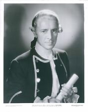 Roland Colman 1935 Clive of India Unsigned Glossy 8x10 B&W Movie Promo Photo (D)