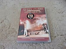 Queen - Live At The Bowl 1982  ;  rare 2-DVD  ;  New