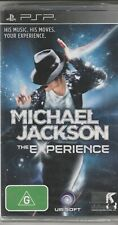 Psp Game - Michael Jakson - The Experience (NEW & SEALED)