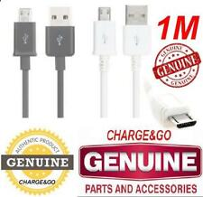 Samsung Acer Kindle Nokia Lumia Micro USB Charger & Data Transfer Cable Black 1M