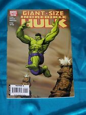 GIANT SIZE HULK, 2008, Reprints HULK Annual # 7 , FINE- VERY FINE Condition
