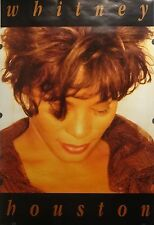 Whitney Houston 23x35 Close Up Music Poster 1994